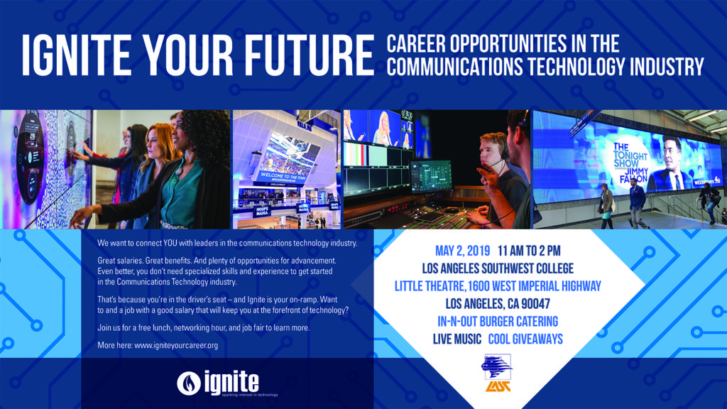 Ignite Your Career Event at Los Angeles Southwest College